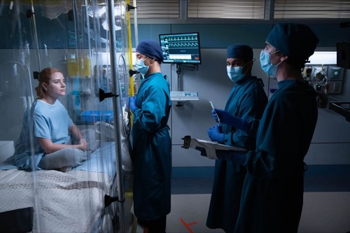 """Real Patient Takes on ABC's """"The Good Doctor"""" Immune Deficiency Episode"""